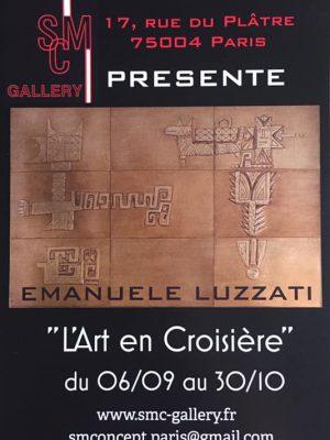 L'ARt en croisière, SMC Gallery, Paris