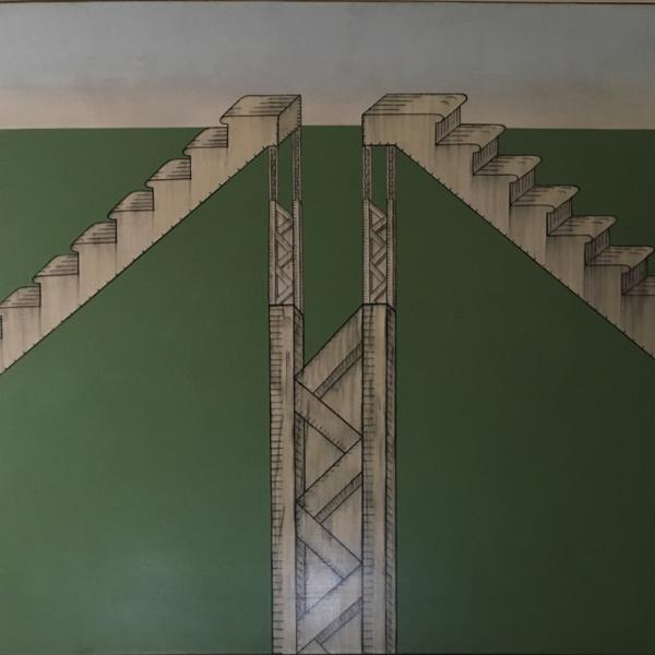 William Schwedler, the Curve of the Earth, SMC Gallery, Paris.
